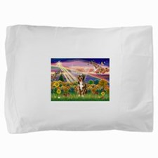 Autumn Angel / Aussie (rm) Pillow Sham