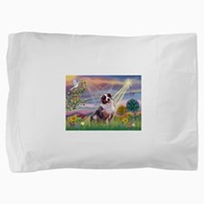 Cloud Angel / Aussie (bm) Pillow Sham