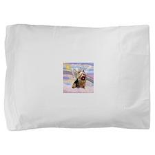 Australian Terrier Angel Pillow Sham