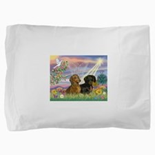 Cloud Angel Doxies Pillow Sham