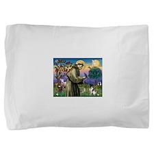 Saint Francis / Smooth Fox Te Pillow Sham