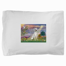 Cloud Angel /Gr Dane (w) Pillow Sham