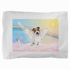 Angel /Jack Russell Terrier Pillow Sham