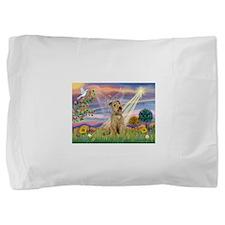 Cloud Angel / Lakeland Terrie Pillow Sham