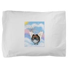 Brindle Pom Angel Pillow Sham