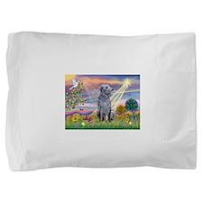 Cloud Angel / Scottish Deerho Pillow Sham