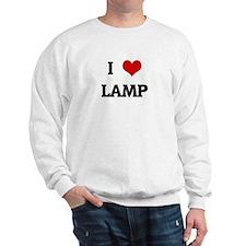 I Love LAMP Sweatshirt