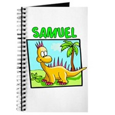Samuel Dinosaur Journal