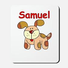 Samuel Puppy Mousepad