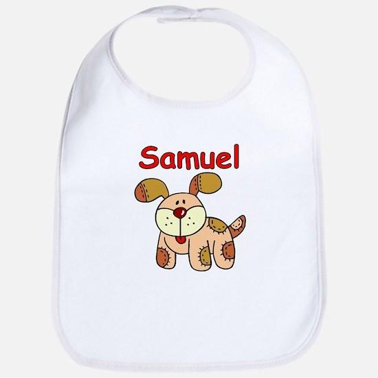 Samuel Puppy Bib