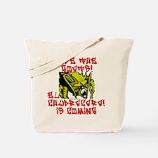 Chupracabra Tote Bag