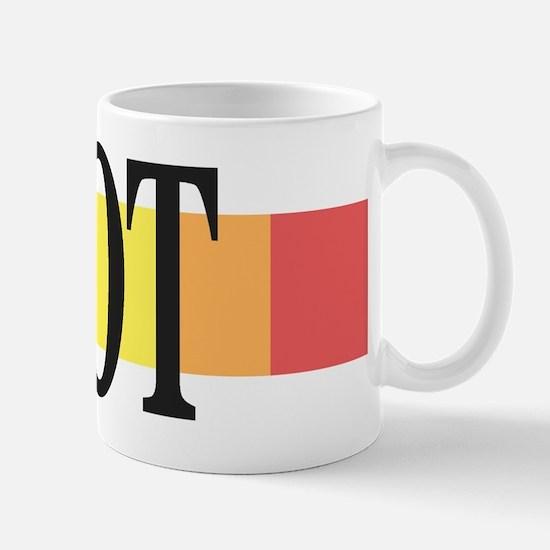 Rainbow Hot Mugs