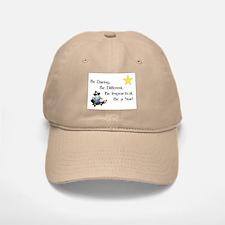 Be Daring ... Be A Star Baseball Baseball Cap
