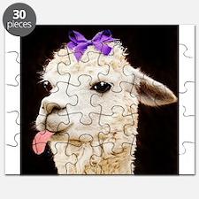 Alpaca or LLama? Puzzle