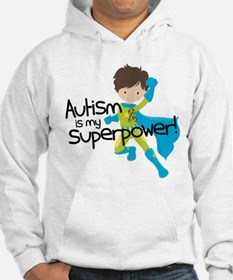 Autism Superpower Jumper Hoody