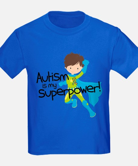 Autism Superpower T