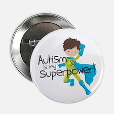 """Autism Superpower 2.25"""" Button"""