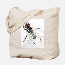 Fly Insect Tote Bag