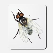 Fly Insect Mousepad