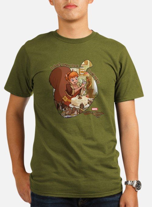 Squirrel Girl Nuts T-Shirt