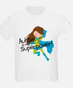 Autism Superpower T-Shirt