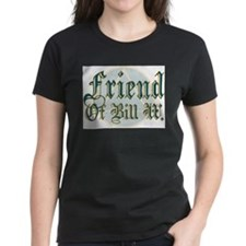 Friend Of Bill W Ash Grey T-Shirt