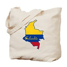 Cool Colombia Tote Bag