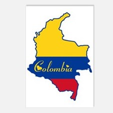Cool Colombia Postcards (Package of 8)