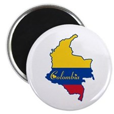 Cool Colombia Magnet