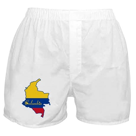 Cool Colombia Boxer Shorts