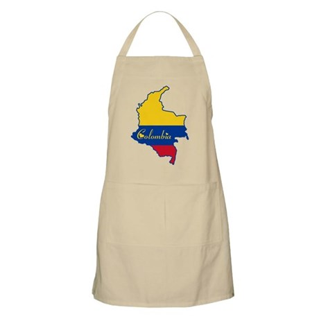 Cool Colombia BBQ Apron