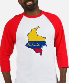 Cool Colombia Baseball Jersey