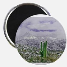 Cute Apache junction Magnet