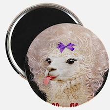 Dolly Llama Magnets