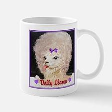 Dolly Llama Mugs
