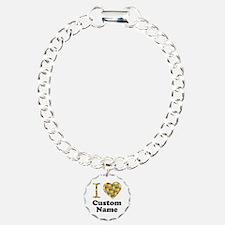 Autism Heart Bracelet