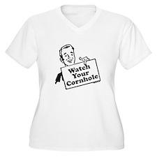 Watch Your Cornhole T-Shirt