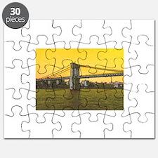 Vintage Brooklyn Bridge Janine's fave Puzzle