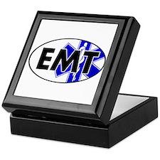 EMT Oval w/SOL Keepsake Box