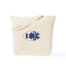 EMT Oval w/SOL Tote Bag