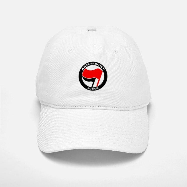 Anti-Fascist Action Baseball Baseball Cap