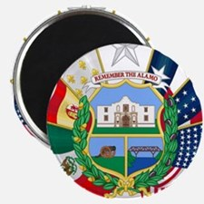 Remember the Alamo Magnets