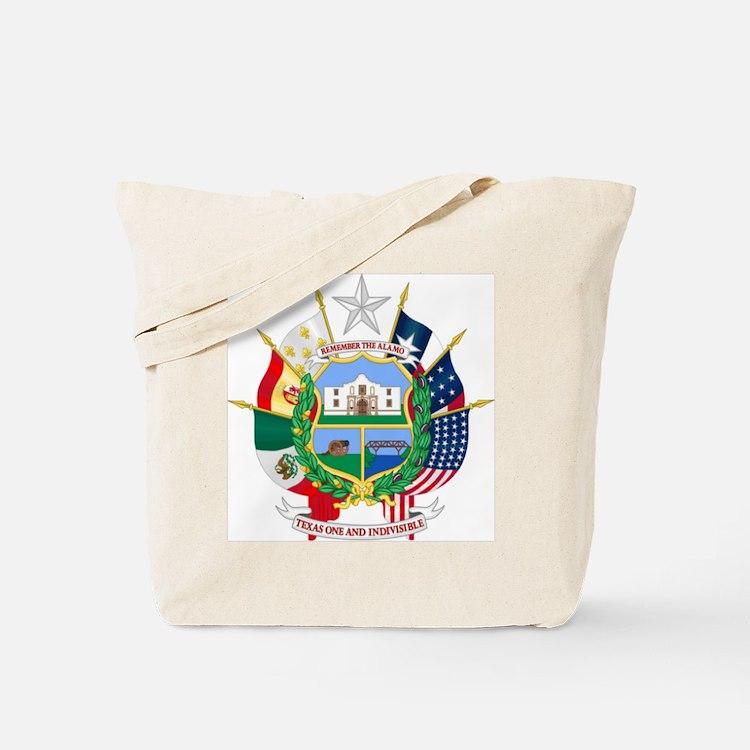 Remember the Alamo Tote Bag