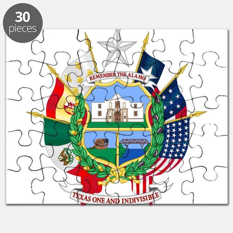 Remember the Alamo Puzzle