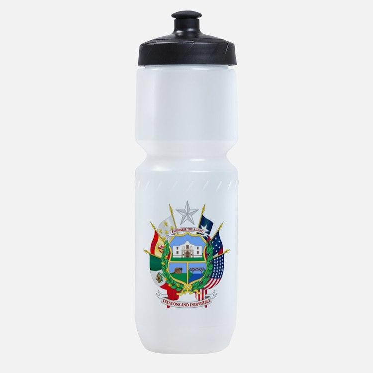 Remember the Alamo Sports Bottle