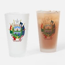 Remember the Alamo Drinking Glass
