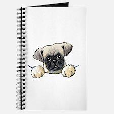 Pocket Pug Puppy Journal