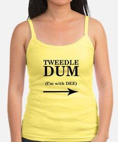 Tweedledum Tank Top