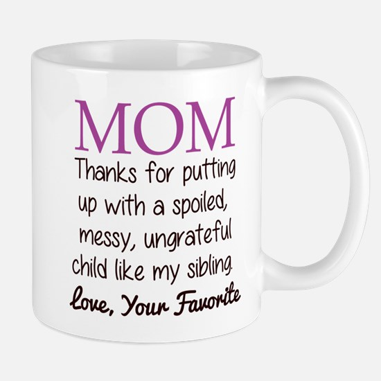 Favorite Child Mugs