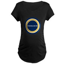 Blue and Gold Team Colors t T-Shirt